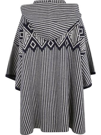 Chloé Striped Cape