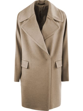 Tagliatore Astrid Camel Coat