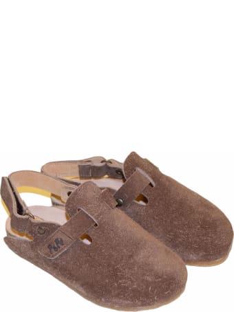 Pèpè Shoes With Eyelet