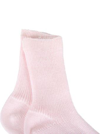 Story loris Pink Socks For Babygirl
