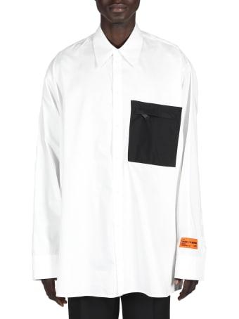 HERON PRESTON Nylon Pocket Shirt