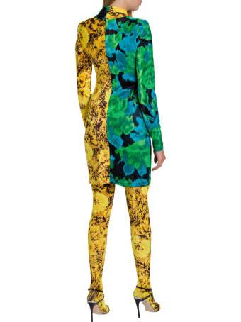 Richard Quinn Twisted Dress