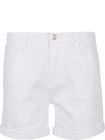 Seven London Boy Shorts Colored Twill