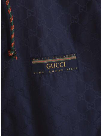 Gucci Gg Windbreaker
