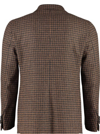 Tagliatore Single-breasted Two Button Jacket