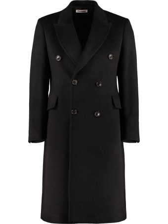 Our Legacy Wool And Mohair Coat