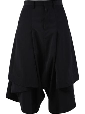 Noir Kei Ninomiya Layered Trousers