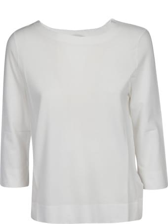 Zanone Three-quarters Sleeve T-shirt