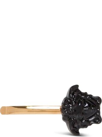 Versace Black Medusa Hai Clips