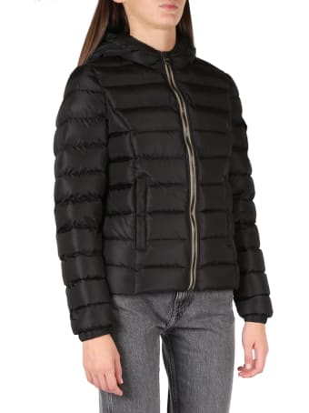 Refrigiwear Lady Hunter Down Jacket In Technical Fabric