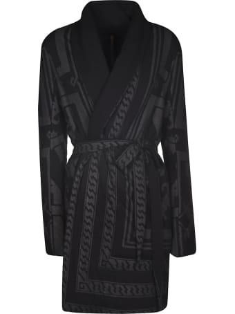 Rick Owens Lilies Patterned Cardi-coat