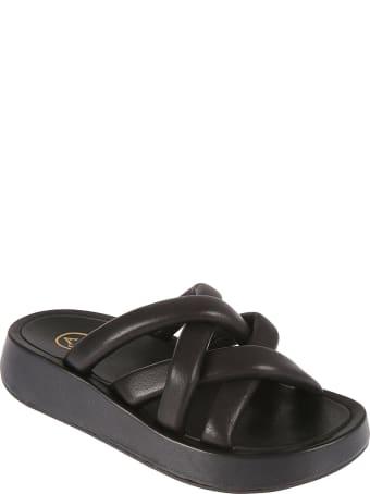 Ash Vanessa Flat Sandals