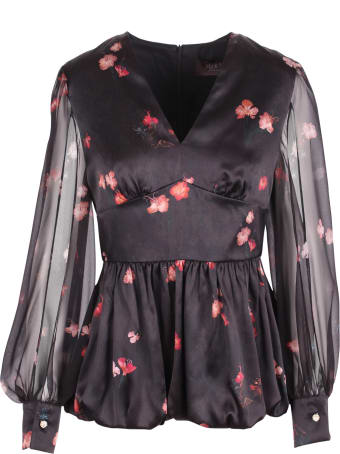 Max Mara 'moda' Silk Blouse