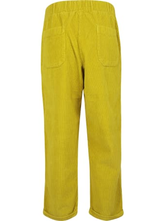 Labo.Art Ribbed Trousers
