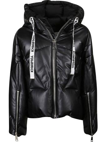 Khrisjoy Ecoleather Puffer Jacket