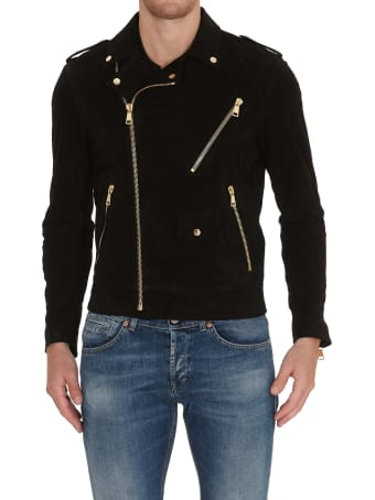 Family First Milano Leather Jacket
