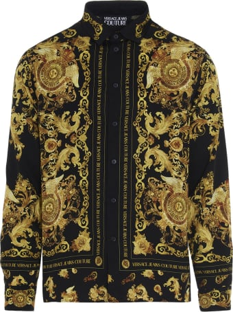 Versace Jeans Couture 'barocco' Shirt