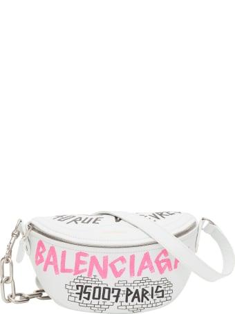 Balenciaga Souvenirs Xxs Beltpack Graffiti