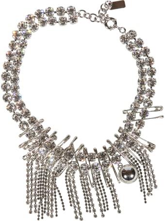 N.21 Crystal-embellished Necklace