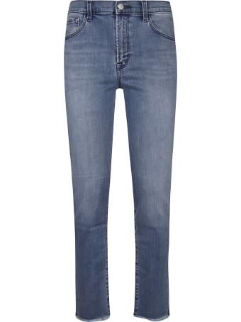 J Brand Raw Ruby Jeans