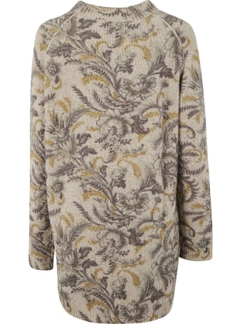 Antonio Marras Floral Sweater