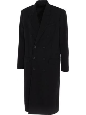 Balenciaga 'db Fitted' Coat