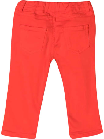 Moschino Red Jeans