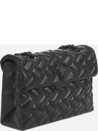 Kurt Geiger Kensington Drench Leather Shoulder Bag