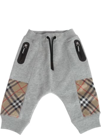 Burberry Mini Hamilton Checked Tracksuit