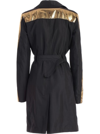Versace Collection Classic Double Breasted Coat