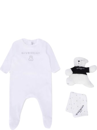 Givenchy White Baby Suit