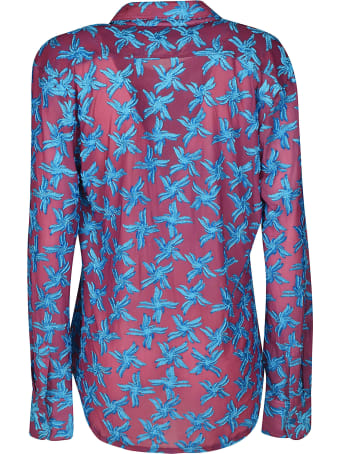 Eckhaus Latta Embroidered Shirt