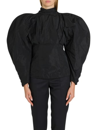 Givenchy Blouse With Oversized Sleeves