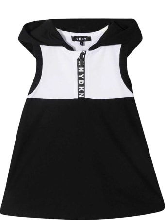 DKNY Sleeveless Sweatshirt