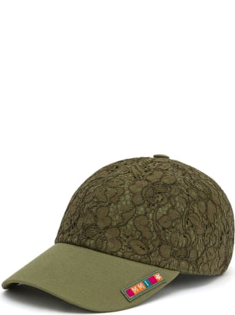 Mr & Mrs Italy Ss20 Lace Cap For Woman