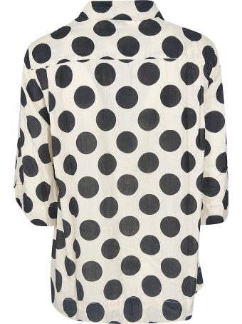 Casey Casey Dotted Print Shirt
