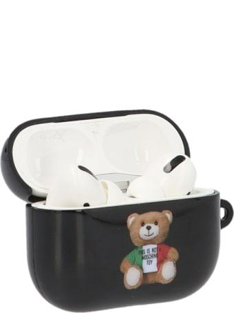 Moschino 'teddy Italia' Air Pods Pro Case