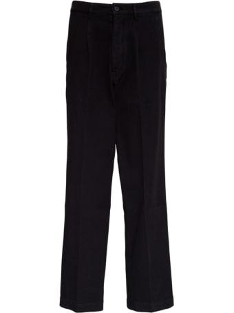 Kenzo Chino Black Pants