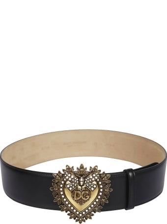 Dolce & Gabbana Embellished Belt