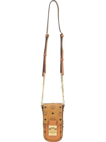 MCM Patricia Mini Shoulder Bag