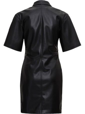 Nanushka Vegan Leather Dress