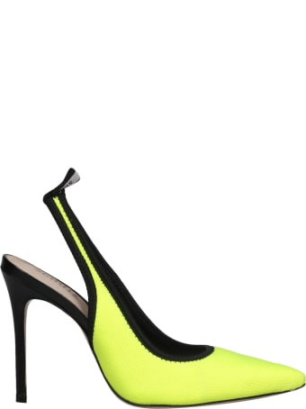 Schutz Fluo Knit Pumps