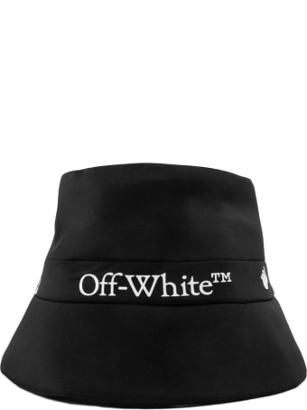 Off-White Black Rain Cap