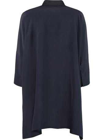 Agnona Silk Shirt