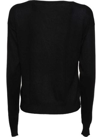 Base Base Milano Black Sweater