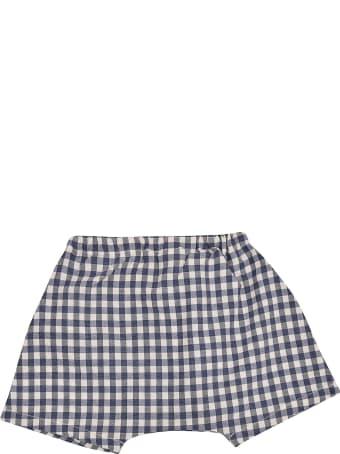 Babe & Tess Check Shorts