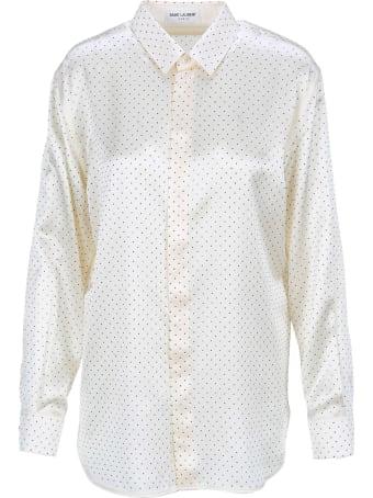 Saint Laurent Studded Shirt