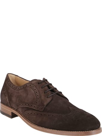 Tod's Branded Insole Brogues