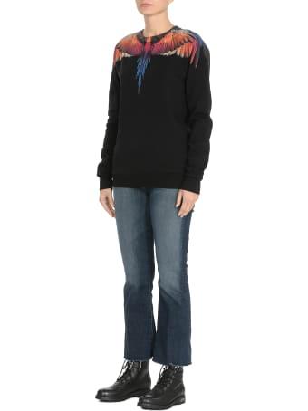 Marcelo Burlon Pink Wings Sweatshirt