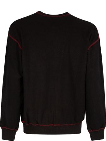 J.W. Anderson Inside -out Contrast Sweatshirt